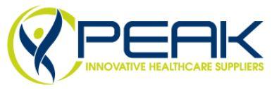 Peak Care Logo