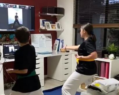 On-Line Classes in Bushidokai